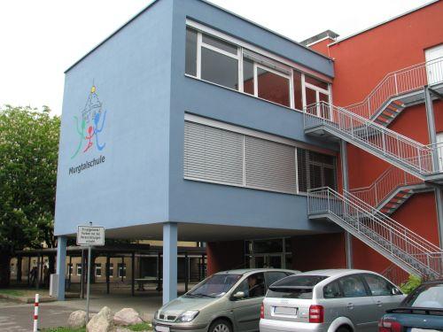 Der Neubau der Murgtalschule (Werkrealschulegebäude)